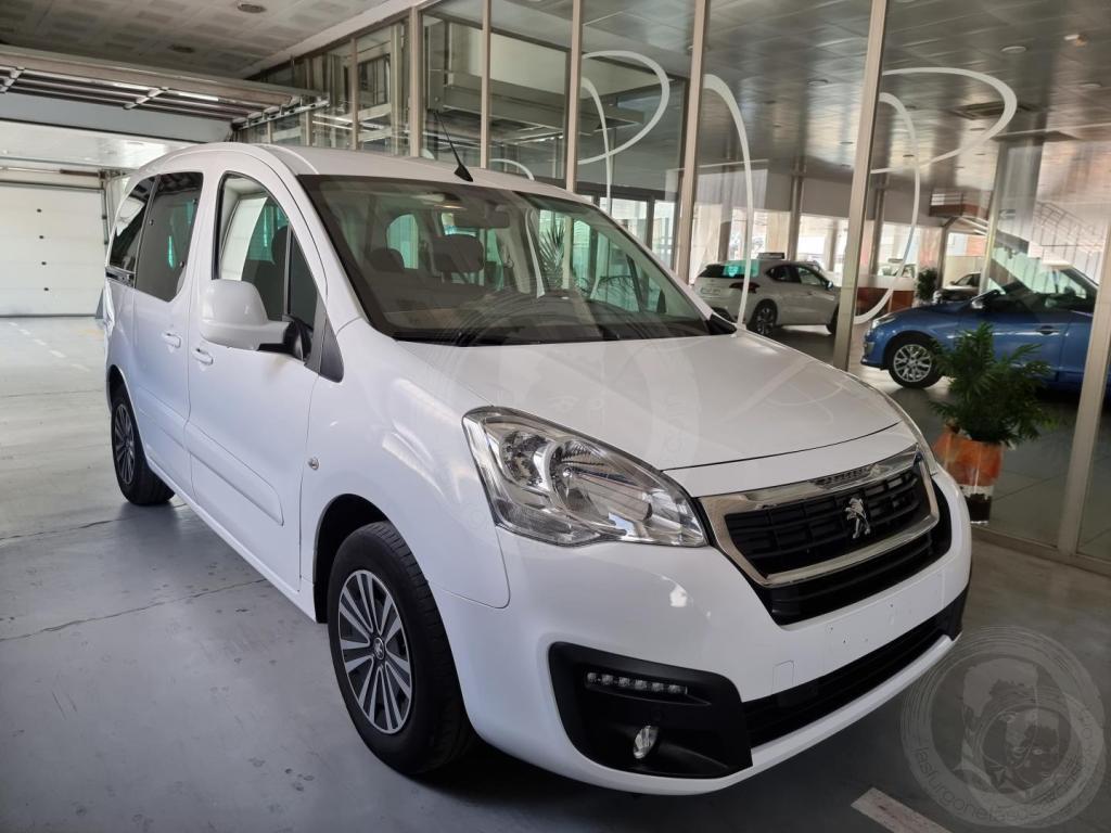 Furgonetas de Segunda Mano -Peugeot-Partner